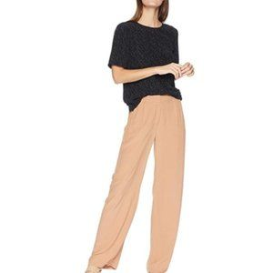 NWT Eileen Fisher Straight Trousers, Size 12